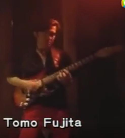 Tomo Fujita Just Funky